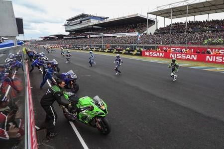 24 horas de Le Mans motos