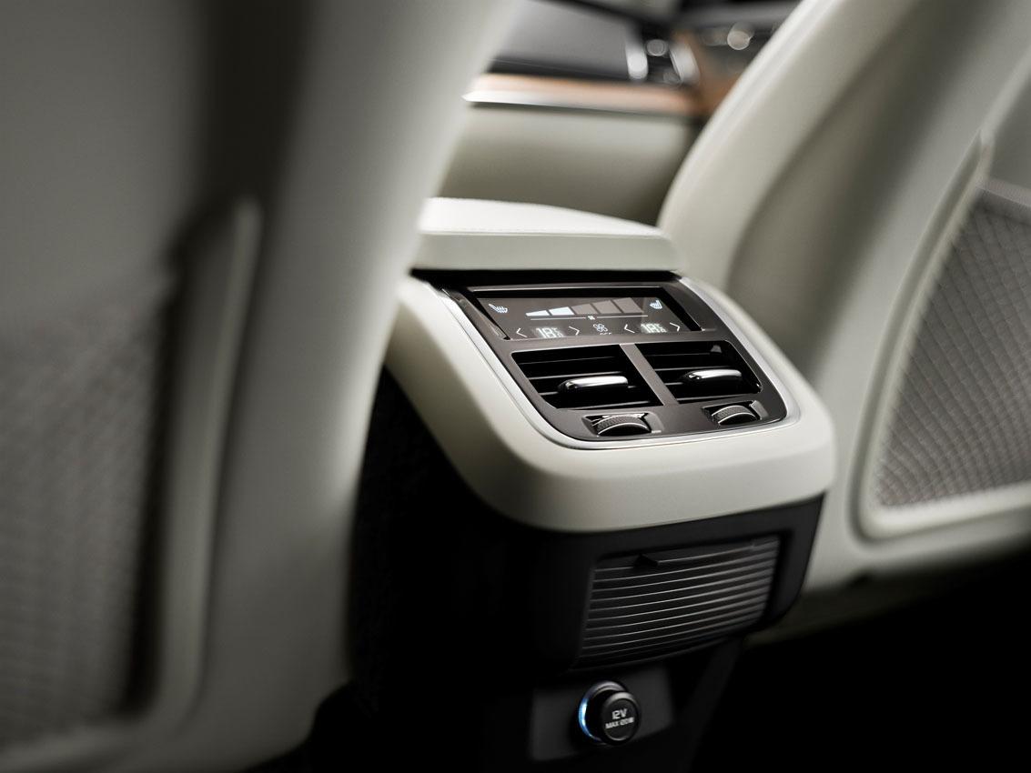 Foto de Volvo XC90, interior (14/39)