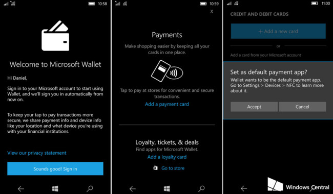Microsoft Payments 1