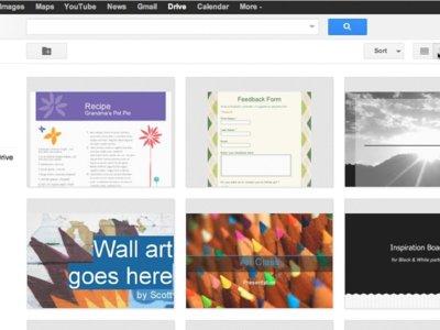 [Actualizado] Google lanza Google Drive, su sistema de almacenamiento en la nube
