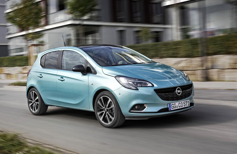 Foto de Opel Corsa (comparativa) (41/47)