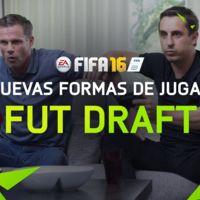 Piques asegurados con el modo Ultimate Team Draft de FIFA 16 [GC 2015]