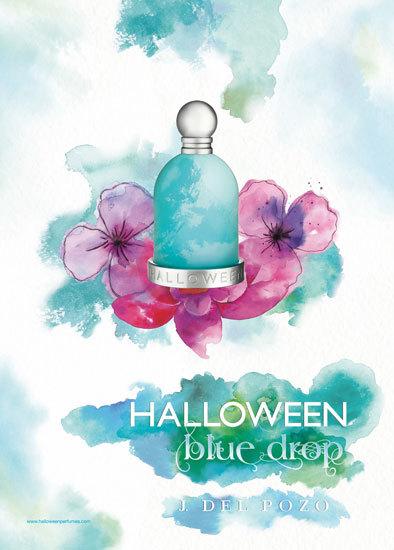 Probamos la Halloween más tierna: Halloween Blue Drop de J.del Pozo, nueva Eau de Toilette
