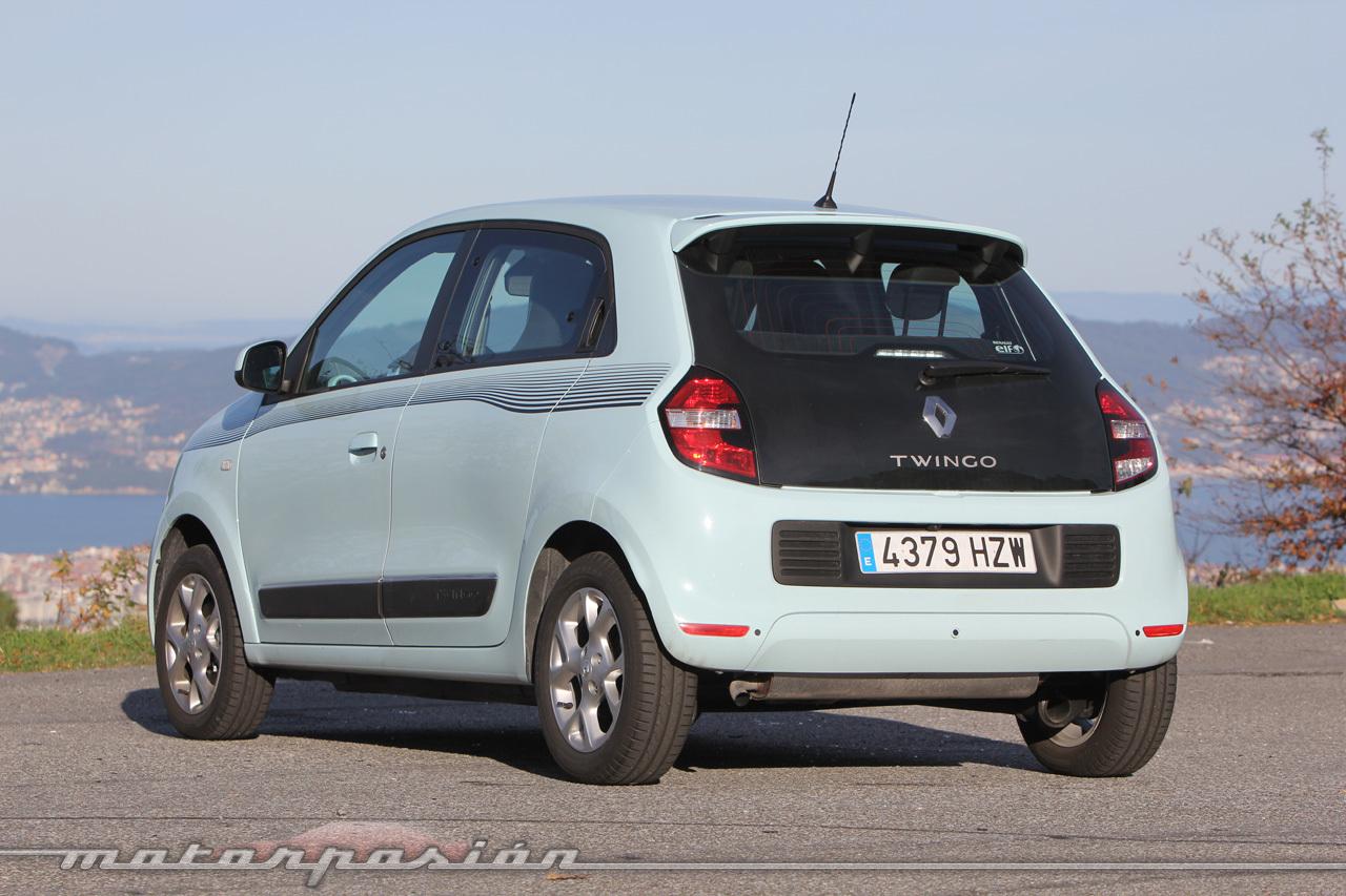 Foto de Renault Twingo SCe 70 CV Zen (12/47)