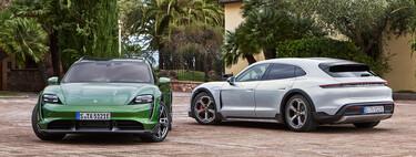 El Porsche Taycan Cross Turismo es el 'plot twist' del mejor auto eléctrico del momento a estilo de SUV