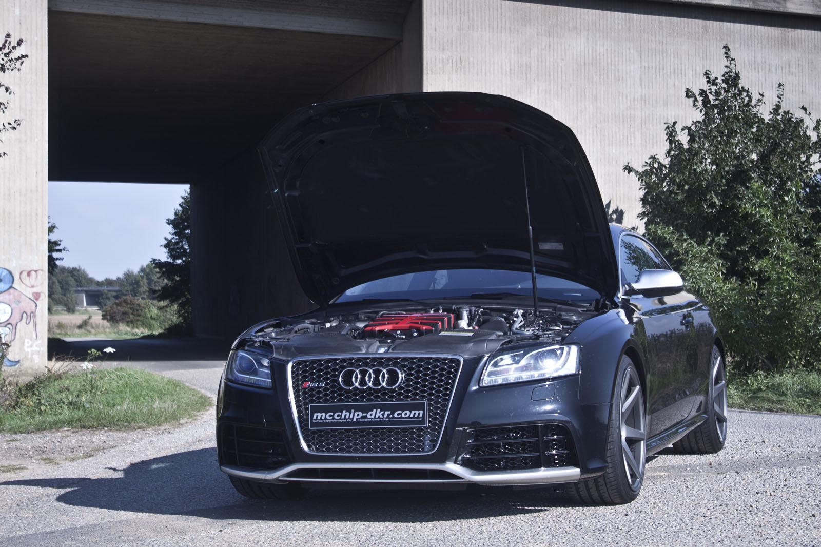Foto de McChip Audi RS5 (5/9)