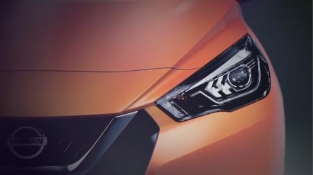 Así de profunda es la mirada del nuevo Nissan March