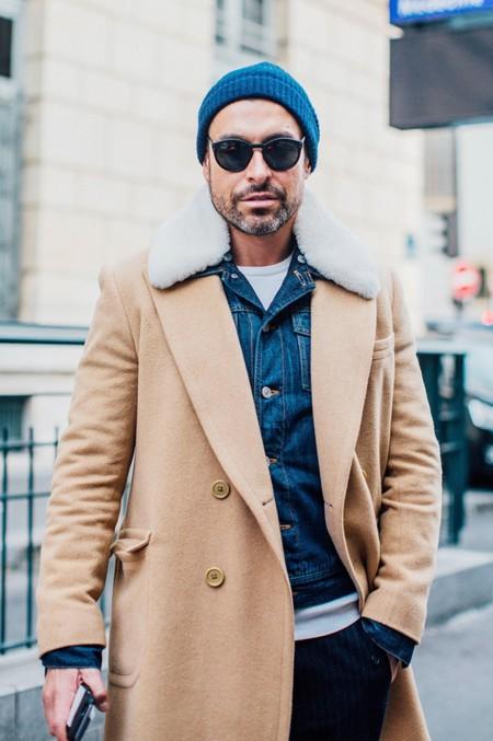 El mejor street-style de la semana: los hombre prefieren los abrigos largos