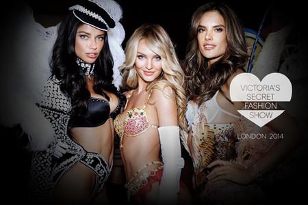 El próximo Victoria's Secret Fashion Show tendrá lugar en Londres