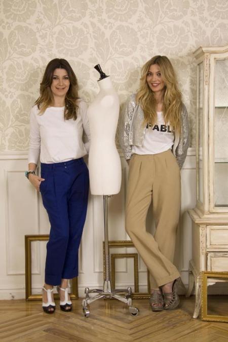 Miryam Pintado (izquierda) y Alicia Hernández (derecha)