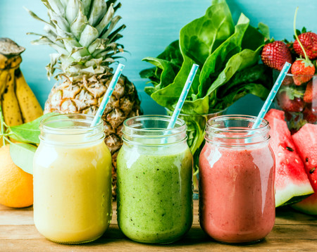 smoothies colaciones