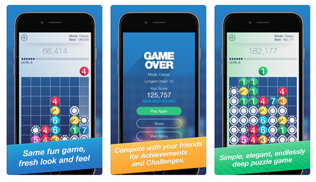 Drop 7 Juegos De Movil Relajantes