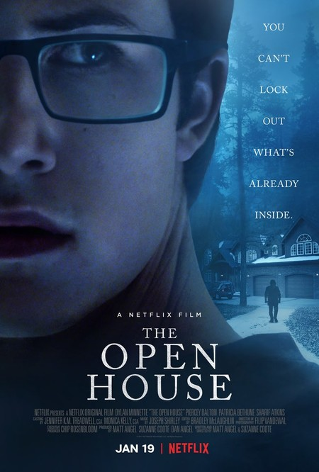 Netflix The Open House Poster