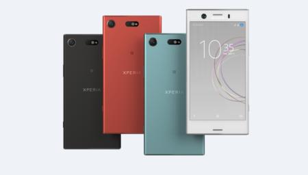 Sony Xperia Xz1 Compact B