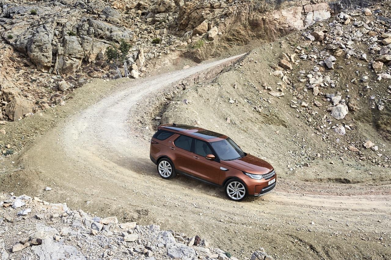 Foto de Land Rover Discovery (7/28)