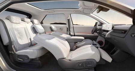 El nuevo Hyundai Ioniq 5 coche eléctrico