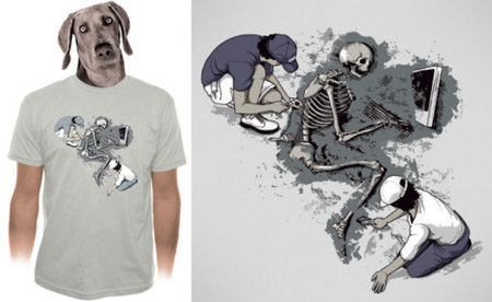 "Camiseta ""Homo Geekus"""