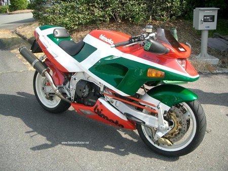 Bimota Tesi 1D Folgore Bianca ¿Qué le has hecho a mi moto?