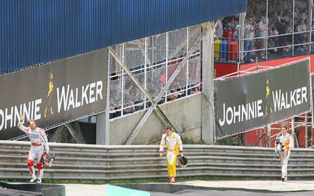 Trulli propone crear una comisión para analizar los accidentes en la Fórmula 1