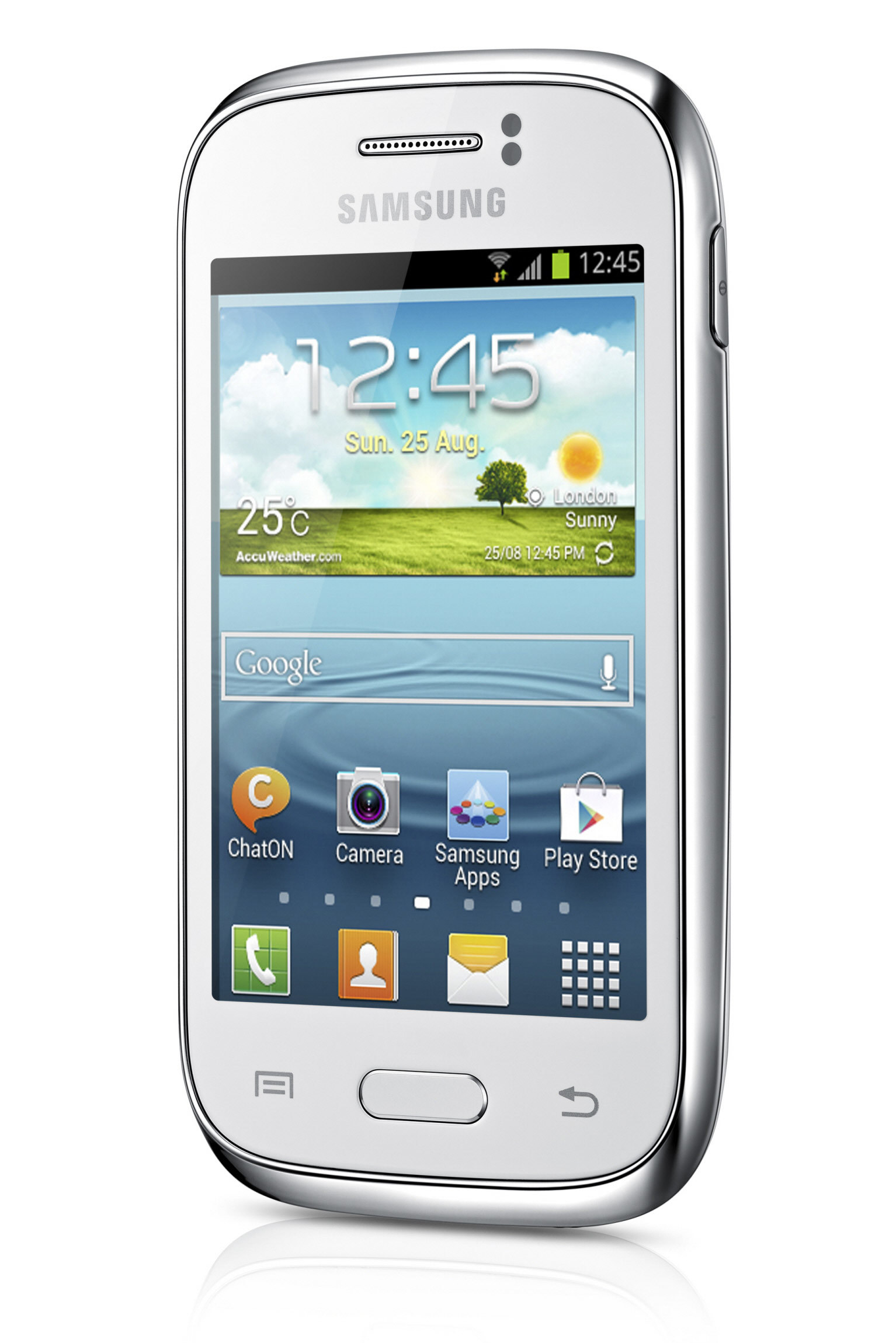Foto de Samsung Galaxy Fame (1/5)