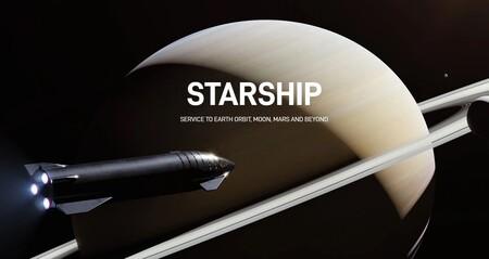 Starship Elon Musk