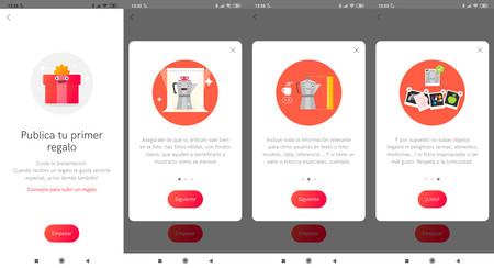 La app de Gratix para Android