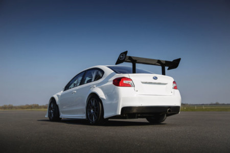 Subaru WRX STI Prodrive