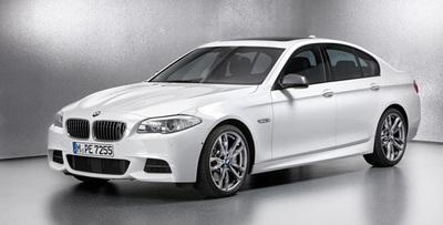 BMW M550d xDrive, el M diésel de la Serie 5