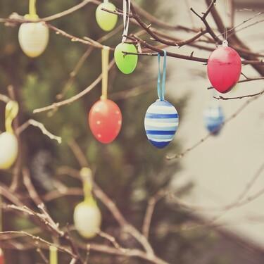 13 árboles de Pascua, por menos de 30 euros, para dar un toque alegre y divertido a la casa en Semana Santa