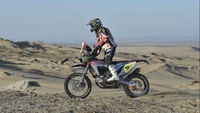 Dakar 2013: Nazca - Arequipa, etapa 4