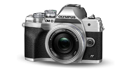 Olympus E M10 Mark Iv 14 42