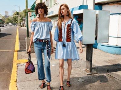 Vas a querer toda la colección de H&M tras ver su nueva campaña Primavera 2016