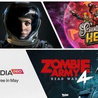 SteamWorld Heist y Zombie Army 4: Dead War entre los nuevos juegos que se unirán a Stadia Pro en mayo