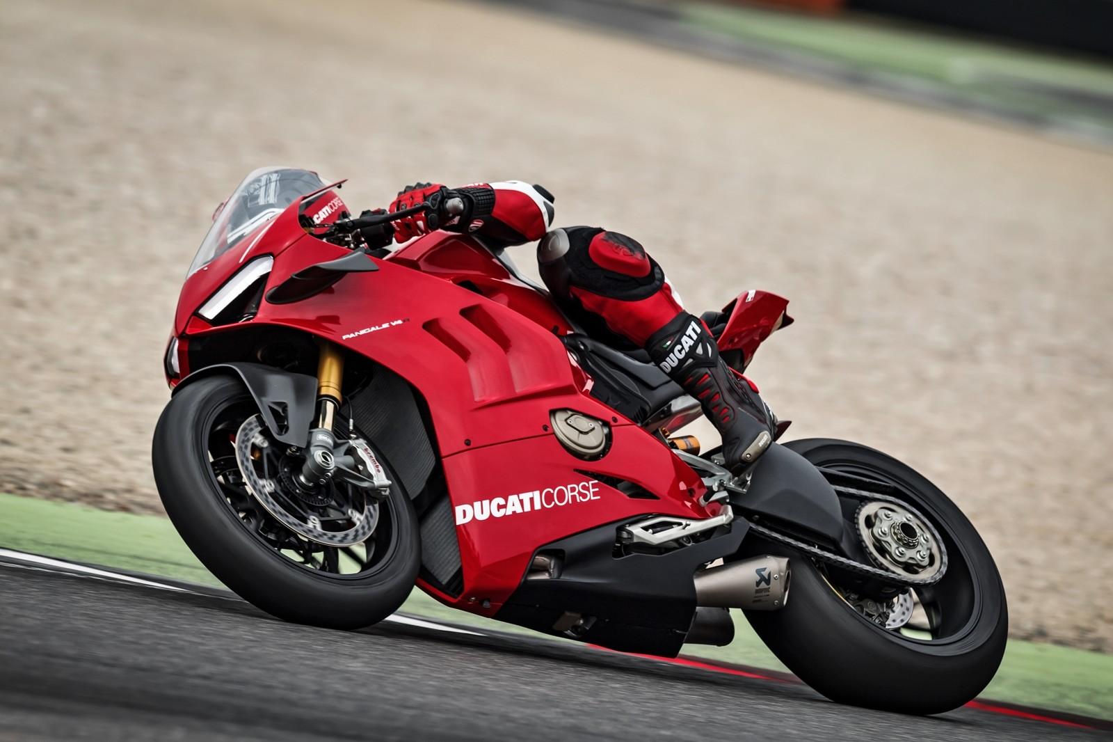 Foto de Ducati Panigale V4 R 2019 (20/87)