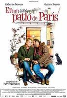 'En un patio de París', encuentros de corrala
