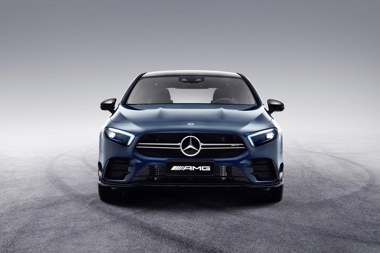 Foto de Mercedes-AMG A 35 L 4Matic (5/12)