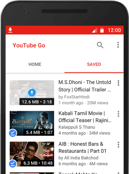 Yt Go Signup Section Phone 3