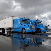 Waymo se ha hecho mayor: estos enormes camiones autónomos moverán la mercancía de Google