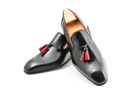 Los tassel loafers de Aubercy: tradición inglesa, creatividad italiana y buen gusto a la francesa