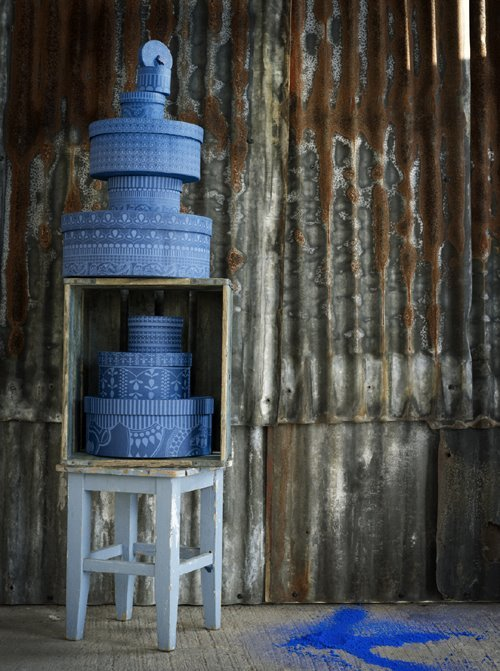 Foto de Colección azul de Ikea (8/11)
