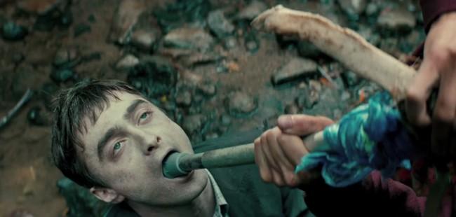 Daniel Radcliffe en Swiss Army Man