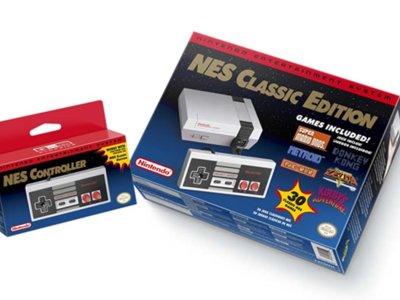 Ya apareció el primer trailer del NES Classic Edition y no podemos esperar más para tenerlo