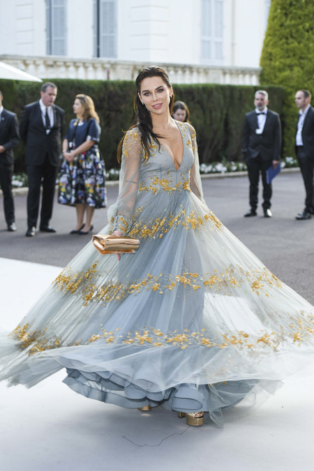 Liliana Nova gala amfar 2019