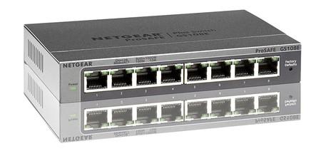 Switch Netgear 8 Puertos