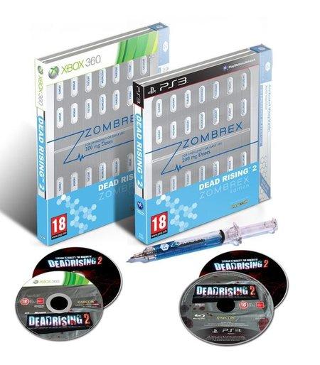 Dead Rising 2 - Zombrex Edition