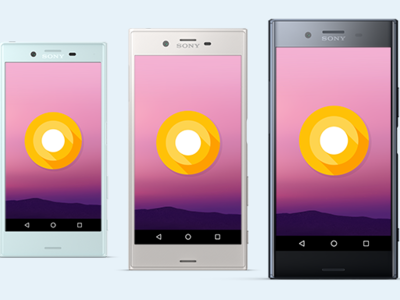 AOSP Android 8.0 Oreo ya disponible para los Sony Xperia