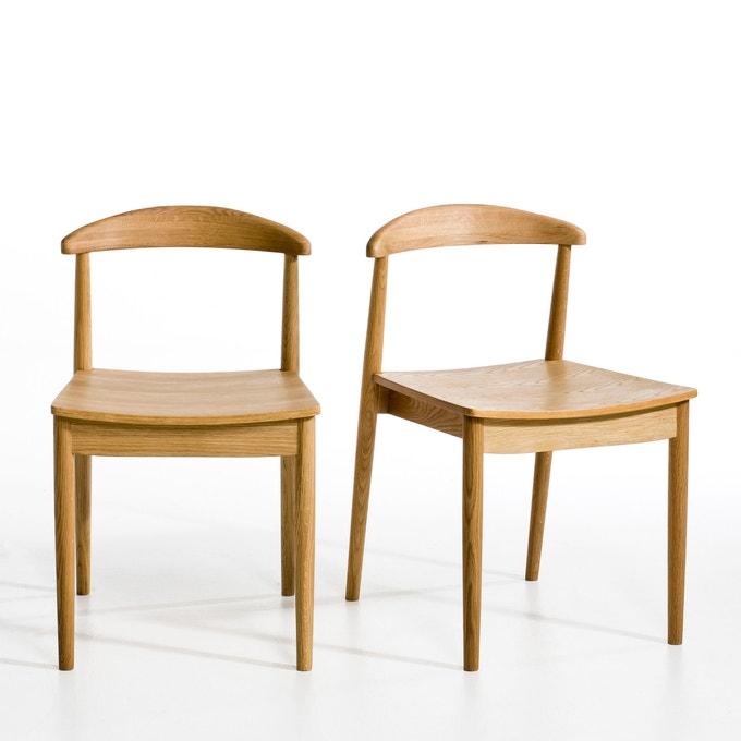 Lote de 2 sillas, Galb