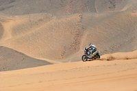 Preparados para el Dakar 2011