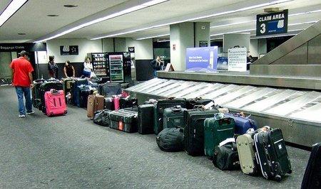 Servicio de sherpas en el aeropuerto de Barajas