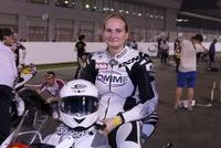 Nina Prinz correra en Moto2 como wildcard en el GP de Alemania